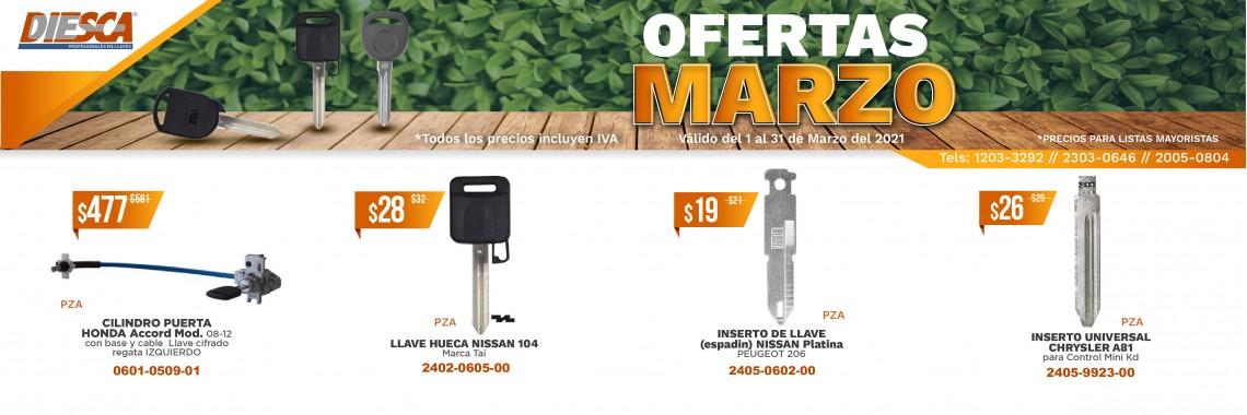 Diesca mar21 oferta
