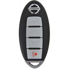 LLAVE NISSAN Altima-Pathfinder-Maxima Mod. 13-15 FC. KR5S180144106 c/control de proximidad 4 botones