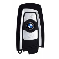 LLAVE BMW Serie 7 mod. 09-14 de 3 Botones FC.YGOHUF5767 de 434 Mhz sin inserto colore Gris