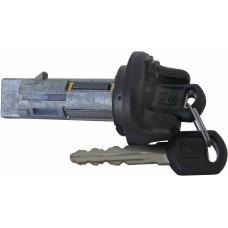 CILINDRO ENCENDIDO CHEVROLET Camioneta-Van-S10-Suburban 92-98 Transmision Manual (con boton e iman)