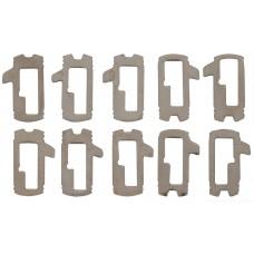 KIT DE TECLAS PARA CILINDRO DE FORD 10 diferentes (40 piezas)