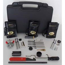 GANZUAS PARA CILINDROS A1 Encendido CHEV-FORD-CHRYSLER Juego de 40 piezas instructivo y maletin