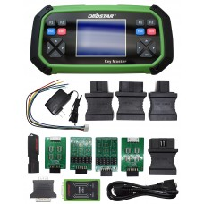 PROGRAMADOR DE LLAVES X300 PLUS incluye adaptador, cable, EEPROM, cartuchos OBDII y usb